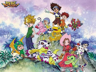 Chord Guitar Digimon - Butterfly
