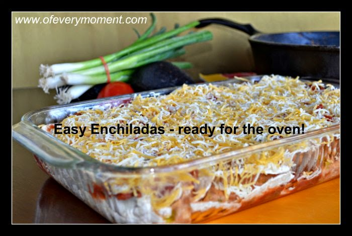 recipe, enchiladas
