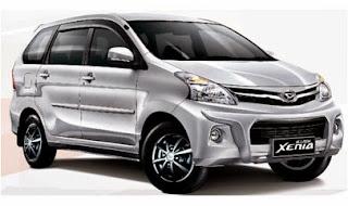 Sewa Mobil Xenia Surabaya
