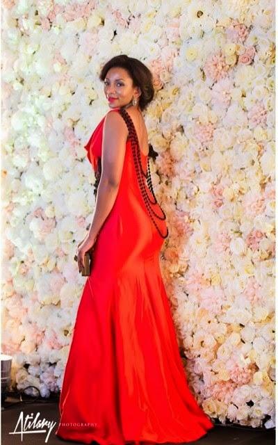 genevieve nnjai sexy dress