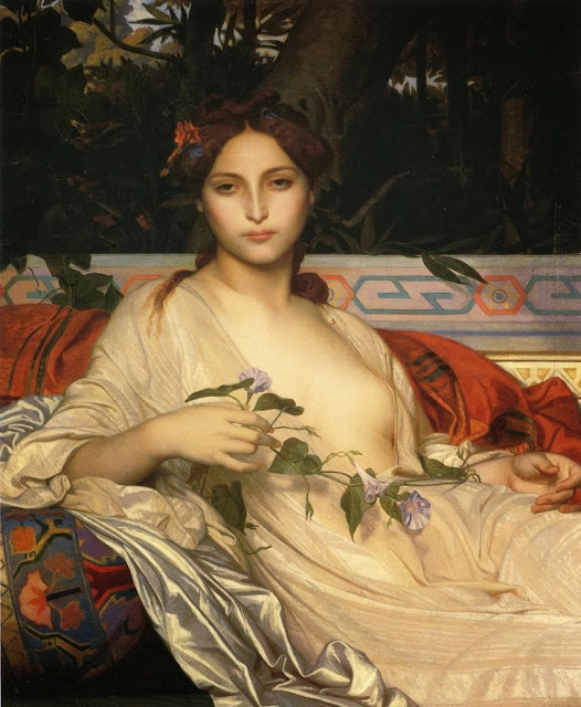 Albayd, Alexandre Cabanel, cute painting