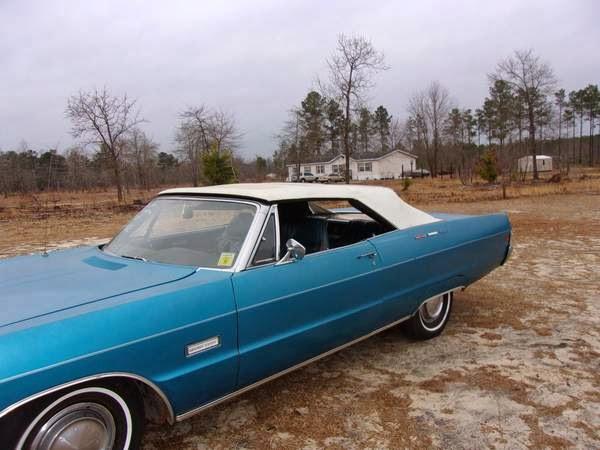 1969 Plymouth Sport Fury Convertible | Auto Restorationice