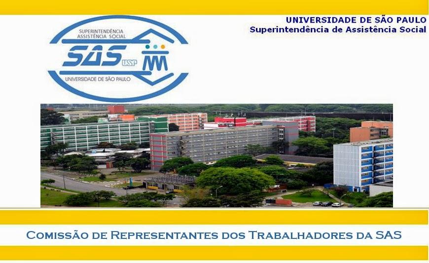 Comissão dos Representantes dos Trabalhadores da COSEAS / USP
