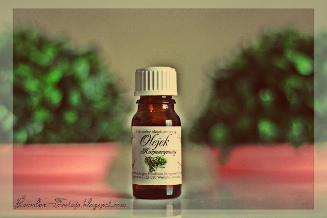 Naturalny olejek rozmarynowy KEJ - jak stosować?