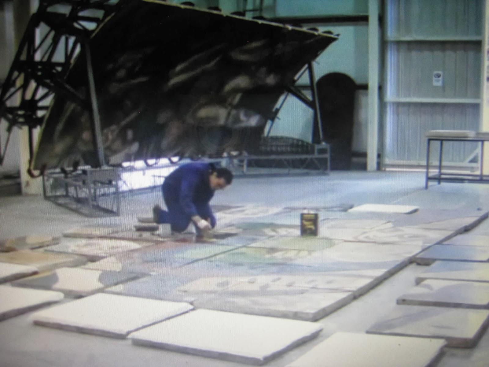 Sendero p blico entregan reconocimientos sobre el rescate for El mural de siqueiros en argentina