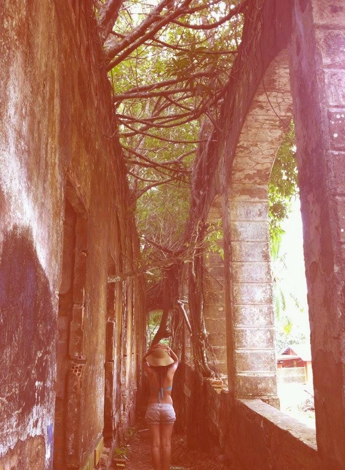 ruinas de paricatuba,iranduba Amazonas