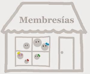 Membresías: Amigos que me acompañan y, grupos en los que me apoyo para ser mejor cada día
