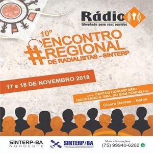 10º ENCONTRO DE RADIALISTAS
