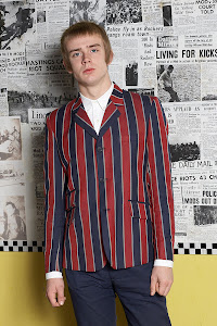Backbeat Boating Blazer