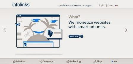 Infolinks the best in-Text Advertisement Program : eAskme