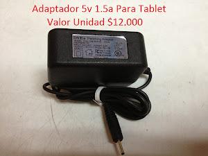 Adaptadores de Tablet (promocion $9,000)