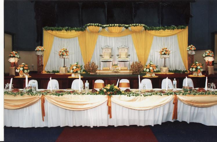 Koleksi Pelamin Dewan & Meja Makan