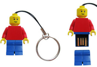 Lego lança pendrive oficial de 2 GB
