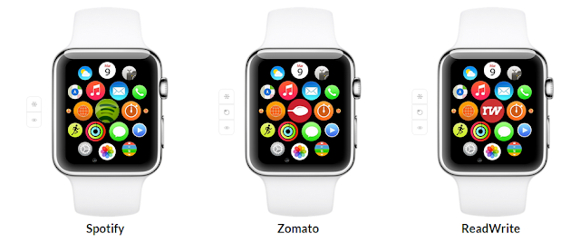 Apple Watch App Prototype