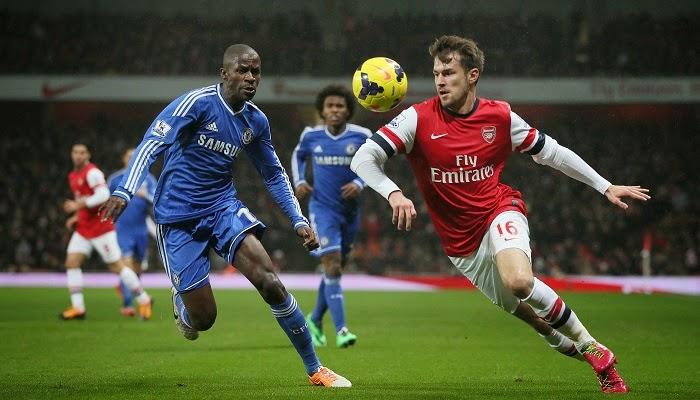 Arsenal vs Chelsea en vivo