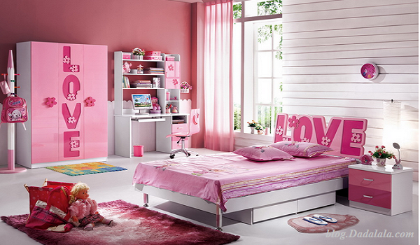 Wallpaper kamar hello kitty