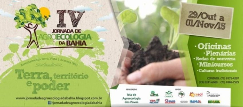 Jornada de Agroecologia da Bahia