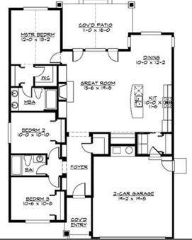 planos casas modernas planos de casas infonavit gratis