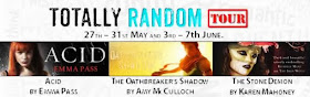 The Totally Random Blog Tour