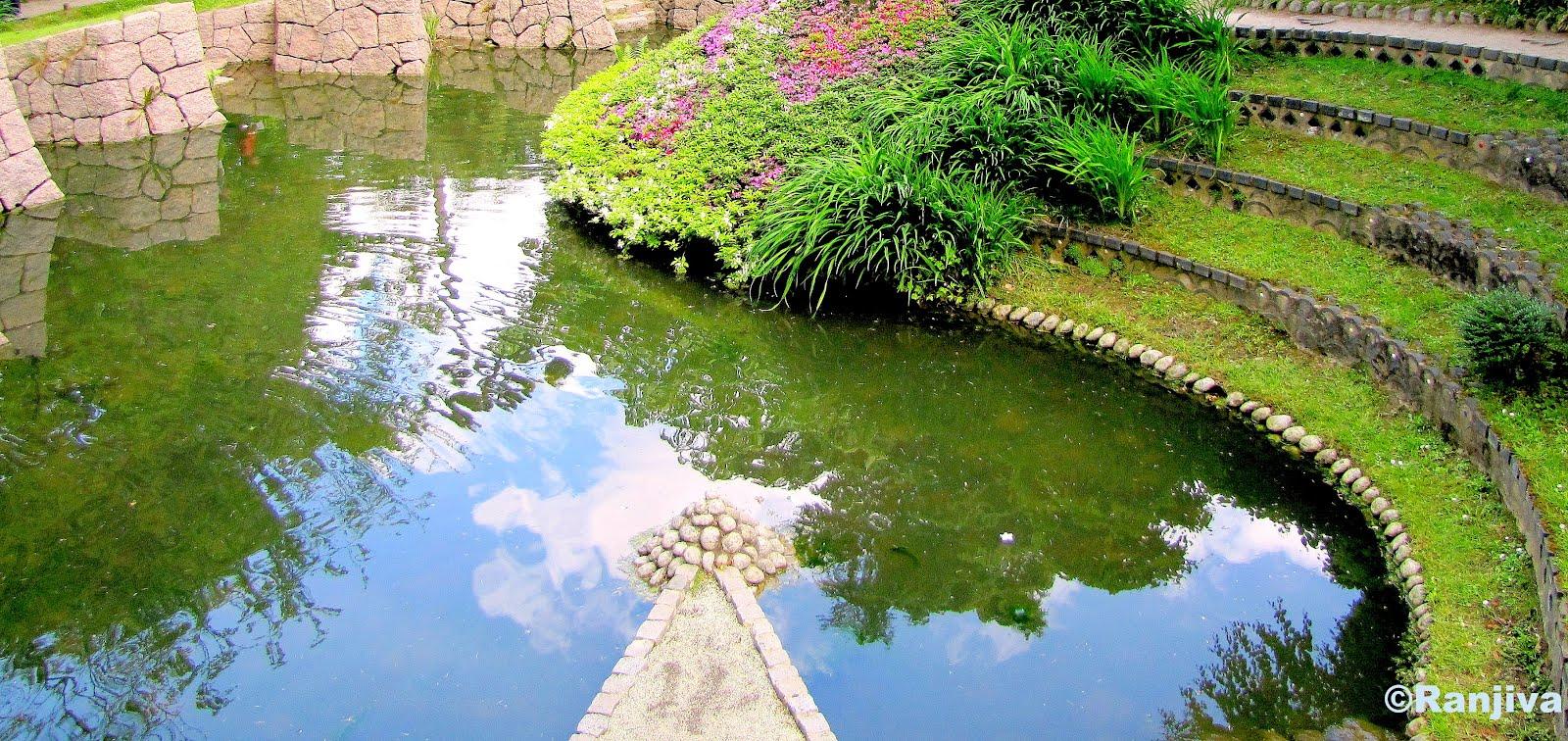 Paisibles jardins d 39 albert kahn paysages et fleurs au for Albert kahn jardin