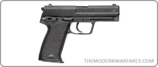 USP .45 - Modern Warfare 3 Weapons