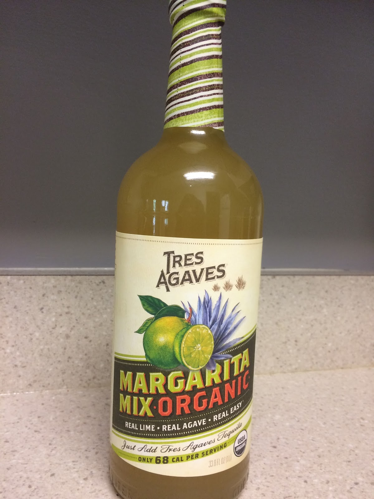 Tequilaology: Tres Agaves Margarita Mix