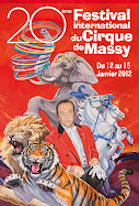 FESTIVAL DU CIRQUE DE MASSY 2012