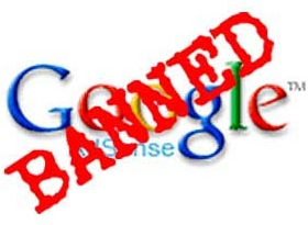 Save adsense account from getting banned