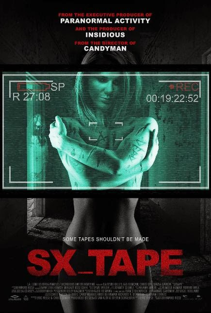 """SX_Tape (2013)"" movie review by Glen Tripollo"