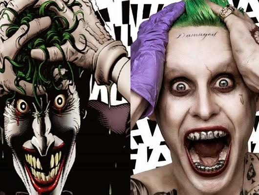 Desvelado el aspecto de Jared Leto como El Joker de 'Suicide Squad'