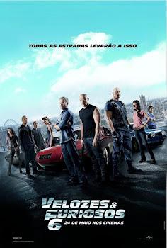 Poster Velozes Furiosos 6 Baixar Filme   Velozes e Furiosos 6   WEBRip AVI Dublado