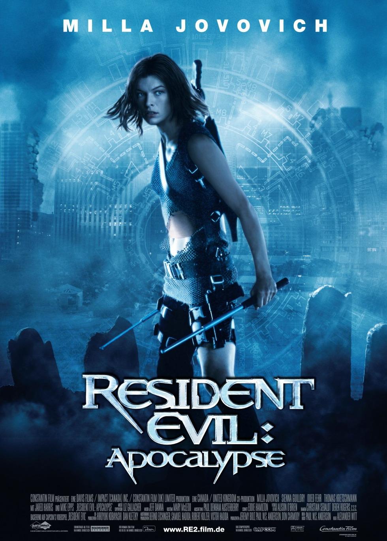 Resident Evil – Apocalypse [Latino]