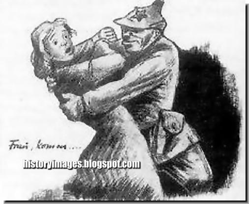 german women raped red army sketch frau komm