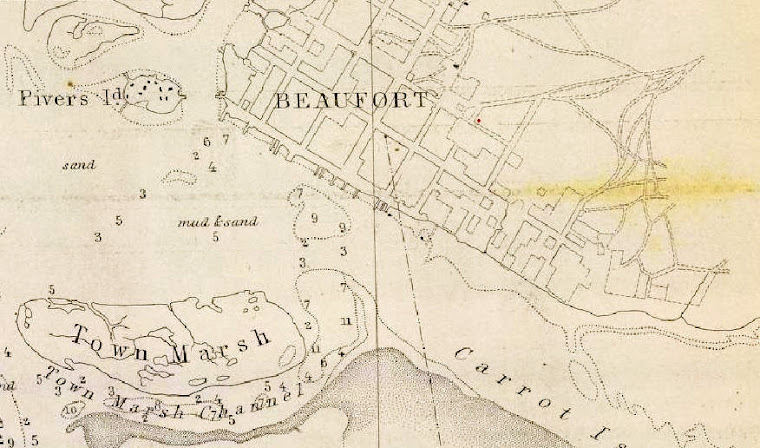 1844 Beaufort Harbor