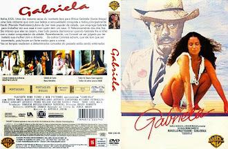 Carátula dvd: Gabriela, Cravo e Canela (1984)