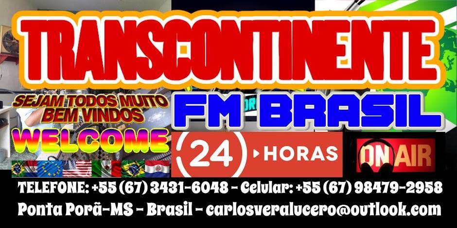 Transcontinente Fm Brasil Blogger