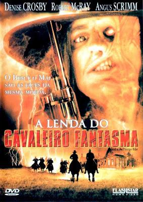 A Lenda do Cavaleiro Fantasma - DVDRip Dublado