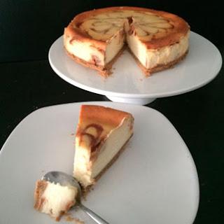 New York Cheesecake con dulce de leche