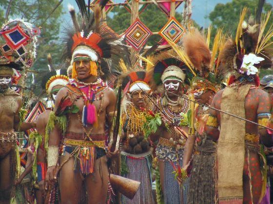 Mengenal Suku Asmat Di Papua | Aspal Putih