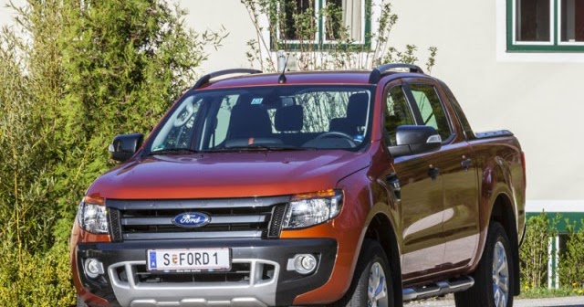 2013 New Ford Ranger - 2017/2018 Price and Reviews
