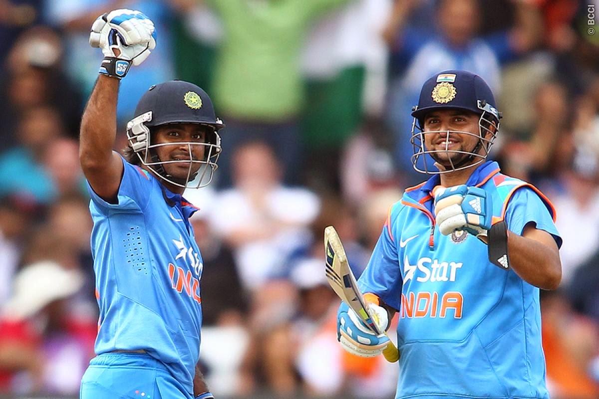 Ambati-Rayudu-Suresh-Raina-Englnad-vs-India-3rd-ODI-2014