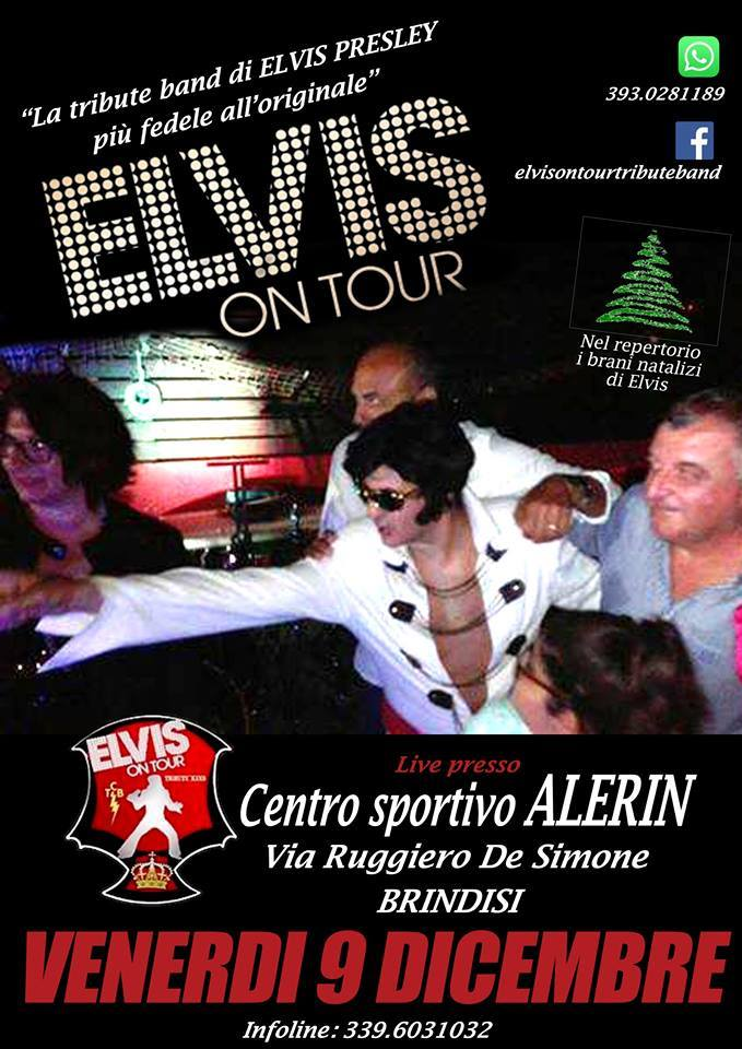 Elvis On Tour Tribute Band