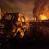 Suman 48 los muertos tras explosión en refinería venezolana