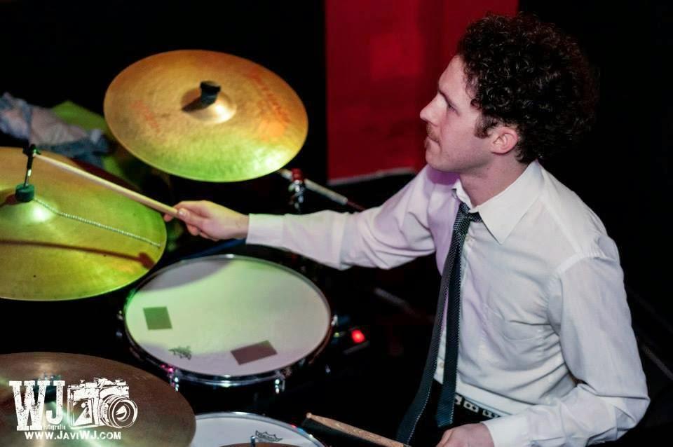 Iván Polacek (batería)
