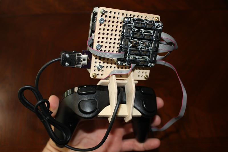 Gadgeteer and Wii controller &quot;fused&quot;