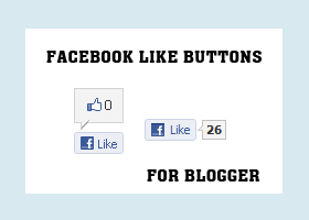 thesis theme facebook like button