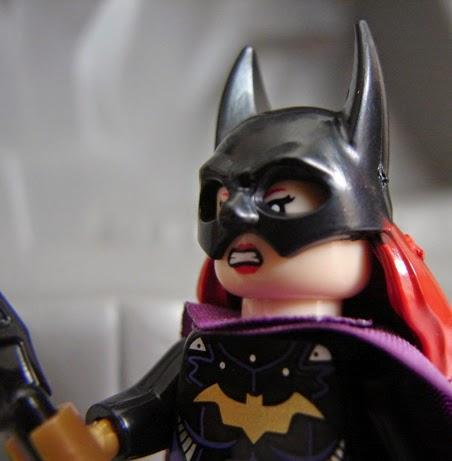 how to make a batgirl cowl