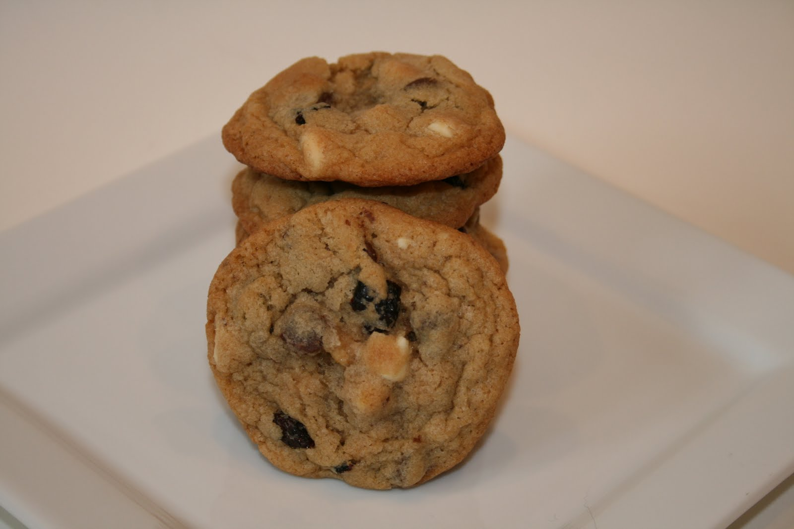 All Betz Off: Cherry Chocolate Chip Cookies