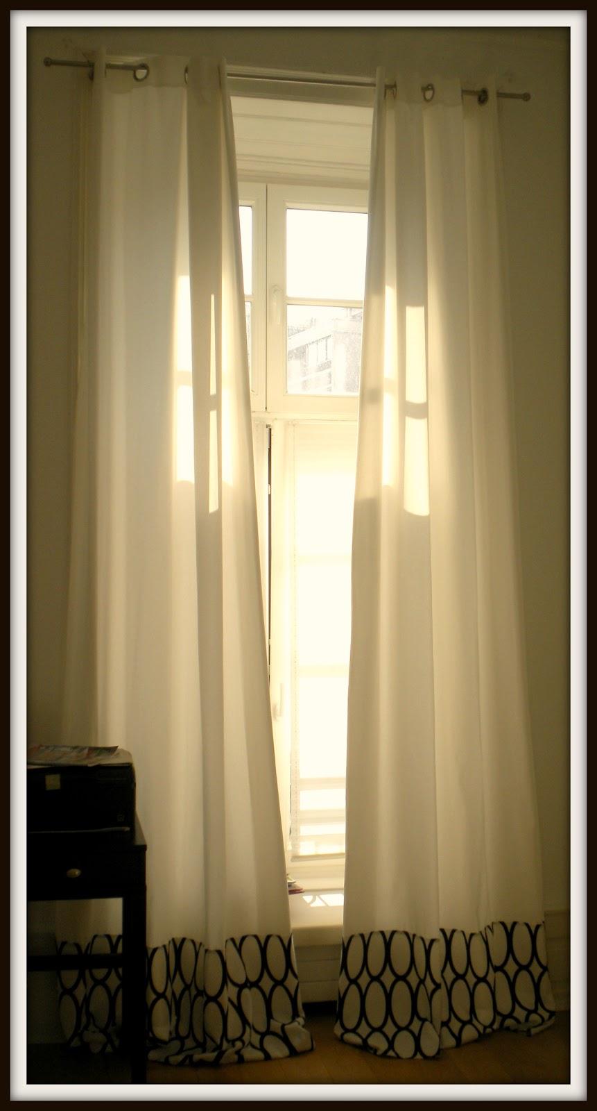 Zu hause dekoration cortinas - Cortinas ya hechas ...