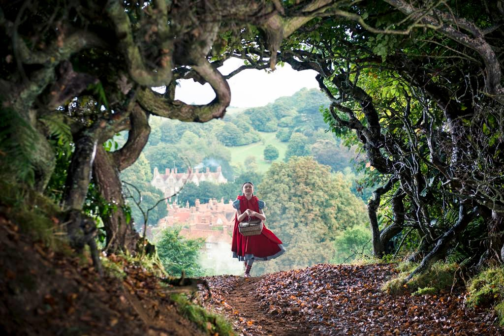into the woods lilla crawford